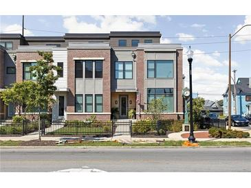 Photo one of 1540 Central Ave # 7 Indianapolis IN 46202   MLS 21812611
