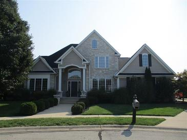 Photo one of 2731 Bluebell E Ct Columbus IN 47201   MLS 21812635