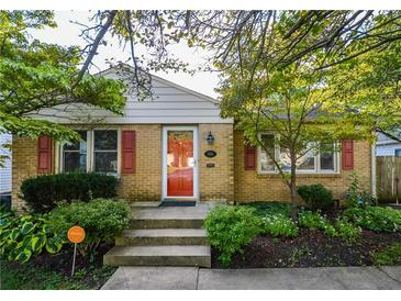 Photo one of 5746 Brouse Ave Indianapolis IN 46220 | MLS 21812666