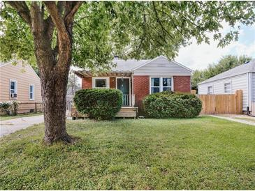 Photo one of 1944 N Drexel Ave Indianapolis IN 46218   MLS 21812667
