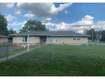 Photo one of 1301 N Huber Pl Indianapolis IN 46219 | MLS 21812669
