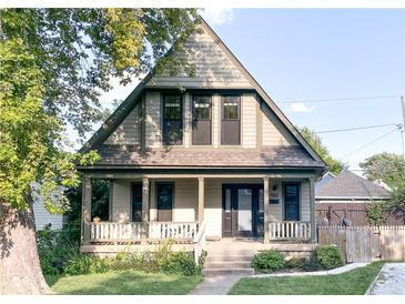 Photo one of 933 Tecumseh St Indianapolis IN 46201   MLS 21812675