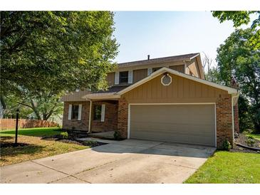 Photo one of 9111 Misty Lake Cir Indianapolis IN 46260 | MLS 21812682