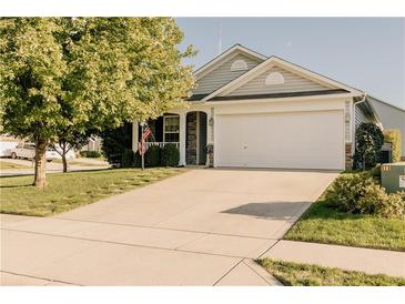Photo one of 1335 Bluff View Ct Indianapolis IN 46217 | MLS 21812700