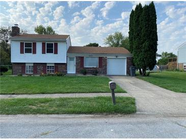 Photo one of 3919 Mistletoe Dr Indianapolis IN 46237   MLS 21812719