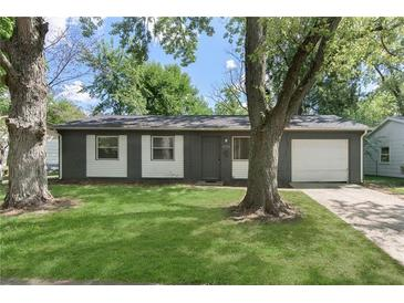 Photo one of 3835 Marseille Rd Indianapolis IN 46226   MLS 21812722