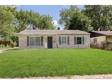 Photo one of 3663 N Lombardy Indianapolis IN 46226 | MLS 21812726
