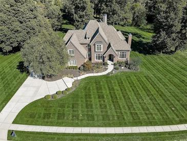 Photo one of 11517 Willow Ridge Dr Zionsville IN 46077   MLS 21812733