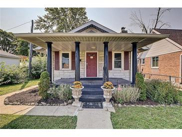 Photo one of 5021 E 11Th St Indianapolis IN 46201 | MLS 21812735