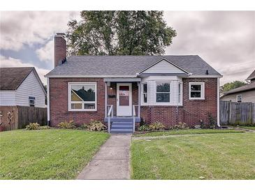 Photo one of 1027 E Castle Ave Indianapolis IN 46227   MLS 21812747