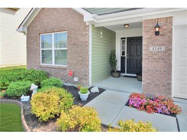 Photo one of 4149 Abigail Way Indianapolis IN 46239   MLS 21812818