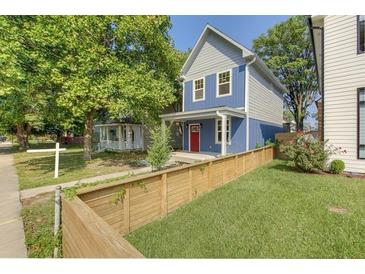 Photo one of 1514 Fletcher Ave Indianapolis IN 46203 | MLS 21812842