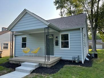 Photo one of 1815 Chestnut St Columbus IN 47201   MLS 21812853