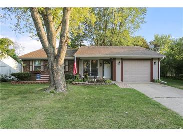 Photo one of 10545 Folsom Dr Indianapolis IN 46235 | MLS 21812925