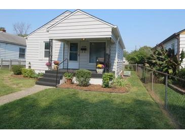 Photo one of 3606 Spann Ave Indianapolis IN 46203 | MLS 21813004