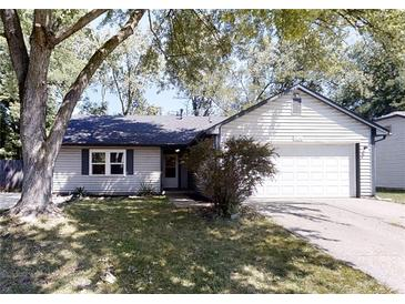 Photo one of 4636 Tucson Dr Indianapolis IN 46241   MLS 21813025