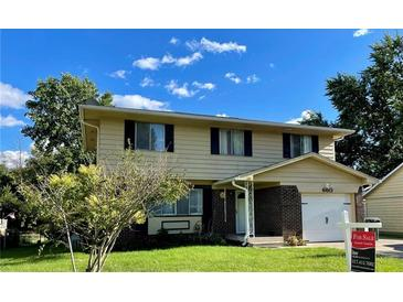 Photo one of 660 Holiday Dr Fortville IN 46040 | MLS 21813073