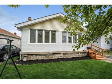 Photo one of 335 N 17Th Ave Beech Grove IN 46107   MLS 21813103