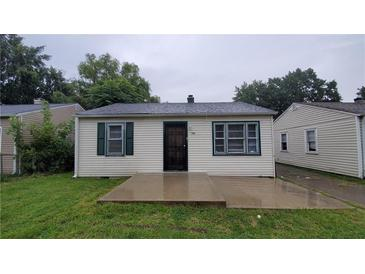 Photo one of 5924 Shimer Ave Indianapolis IN 46219   MLS 21813132
