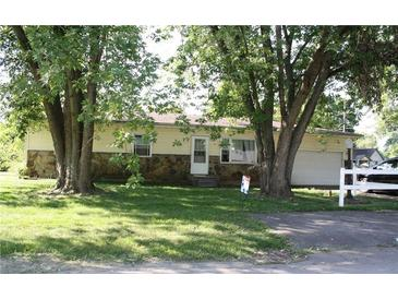 Photo one of 3202 Mars Hill St Indianapolis IN 46221 | MLS 21813209