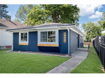 Photo one of 4032 Rookwood Ave Indianapolis IN 46208   MLS 21813240