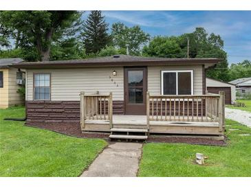 Photo one of 3033 S Fleming St Indianapolis IN 46241   MLS 21813266