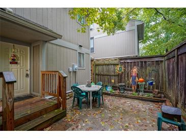 Photo one of 4255 Larkspur Trce # 4255 Indianapolis IN 46237 | MLS 21813373