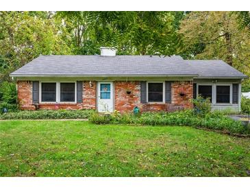 Photo one of 6622 Doris Dr Indianapolis IN 46214   MLS 21813401
