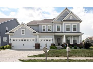 Photo one of 7808 Gray Eagle Dr Zionsville IN 46077 | MLS 21813427