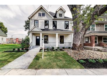 Photo one of 925 N Beville Ave Indianapolis IN 46201   MLS 21813458