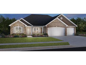 Photo one of 7833 Fairwood Dr Plainfield IN 46168   MLS 21813743