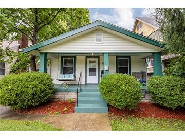 Photo one of 311 S Emerson Ave Indianapolis IN 46219   MLS 21813758