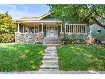 Photo one of 3867 Ruckle St Indianapolis IN 46205 | MLS 21813859
