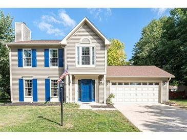 Photo one of 7696 Madden Ln Fishers IN 46038 | MLS 21813911
