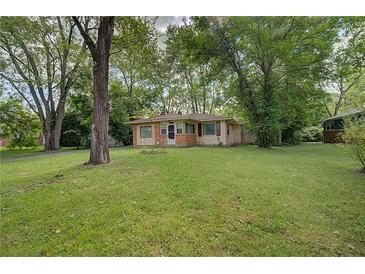 Photo one of 2211 W Coil St Indianapolis IN 46260   MLS 21813926