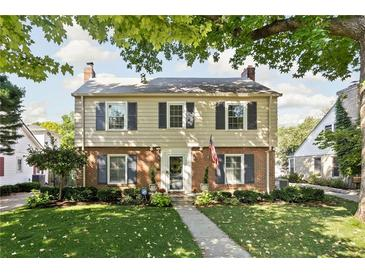 Photo one of 5862 N New Jersey St Indianapolis IN 46220 | MLS 21814040