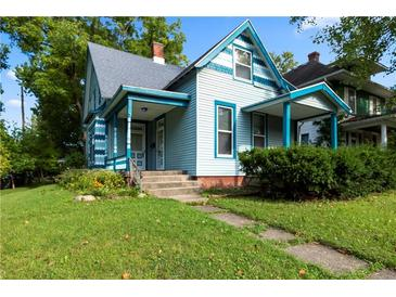 Photo one of 107 S Ritter Ave Indianapolis IN 46219 | MLS 21814123