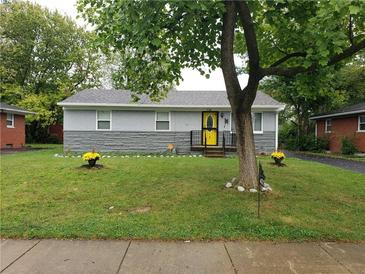 Photo one of 4013 N Graham Ave Indianapolis IN 46226 | MLS 21814184