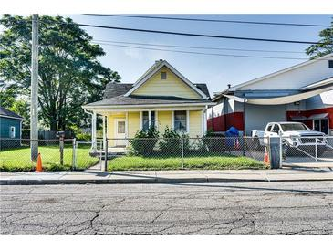 Photo one of 1217 Bates St Indianapolis IN 46202 | MLS 21814313