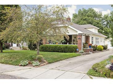 Photo one of 5307 N Park Ave Indianapolis IN 46220 | MLS 21814319
