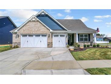 Photo one of 3658 Sun Valley Ct Westfield IN 46074 | MLS 21814371
