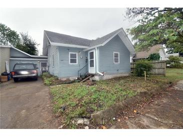 Photo one of 280 S Ohio St Martinsville IN 46151   MLS 21814561