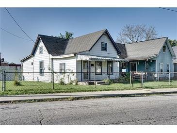 Photo one of 1603 Bates St Indianapolis IN 46201 | MLS 21814590