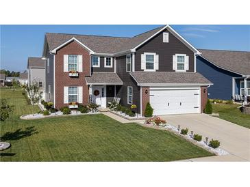 Photo one of 414 Mozart Dr Greenfield IN 46140 | MLS 21814608