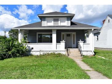 Photo one of 4418 Rockville Rd Indianapolis IN 46222   MLS 21814654
