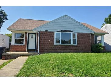Photo one of 1619 Poplar St Anderson IN 46012 | MLS 21814723