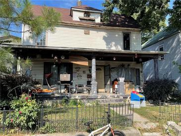 Photo one of 136 Neal Ave Indianapolis IN 46222 | MLS 21814754