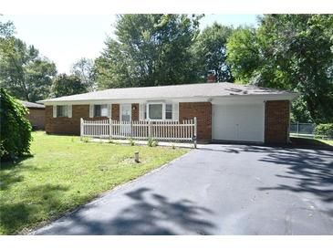 Photo one of 5880 Downing Dr Indianapolis IN 46228   MLS 21814828