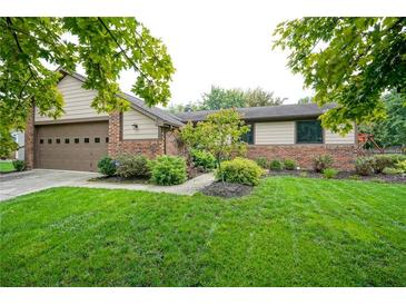 Photo one of 609 Sunblest Blvd S Fishers IN 46038   MLS 21814866