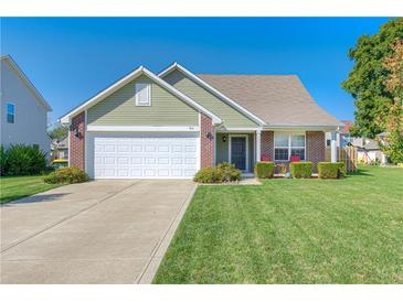 Photo one of 566 Pebble Dr Fortville IN 46040   MLS 21814888